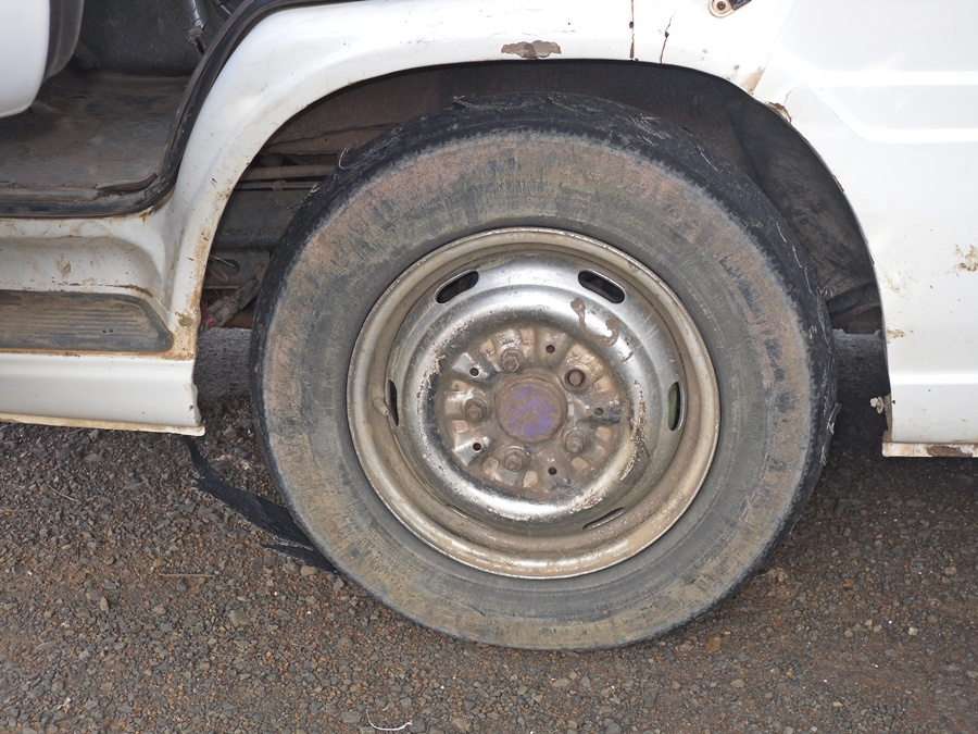 Our really safe tyre, Cambodia