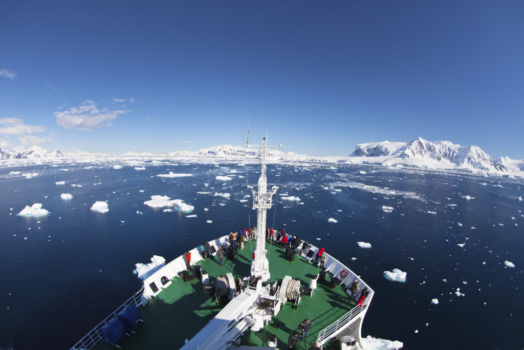Antarctica Cruise, Natural World Safaris