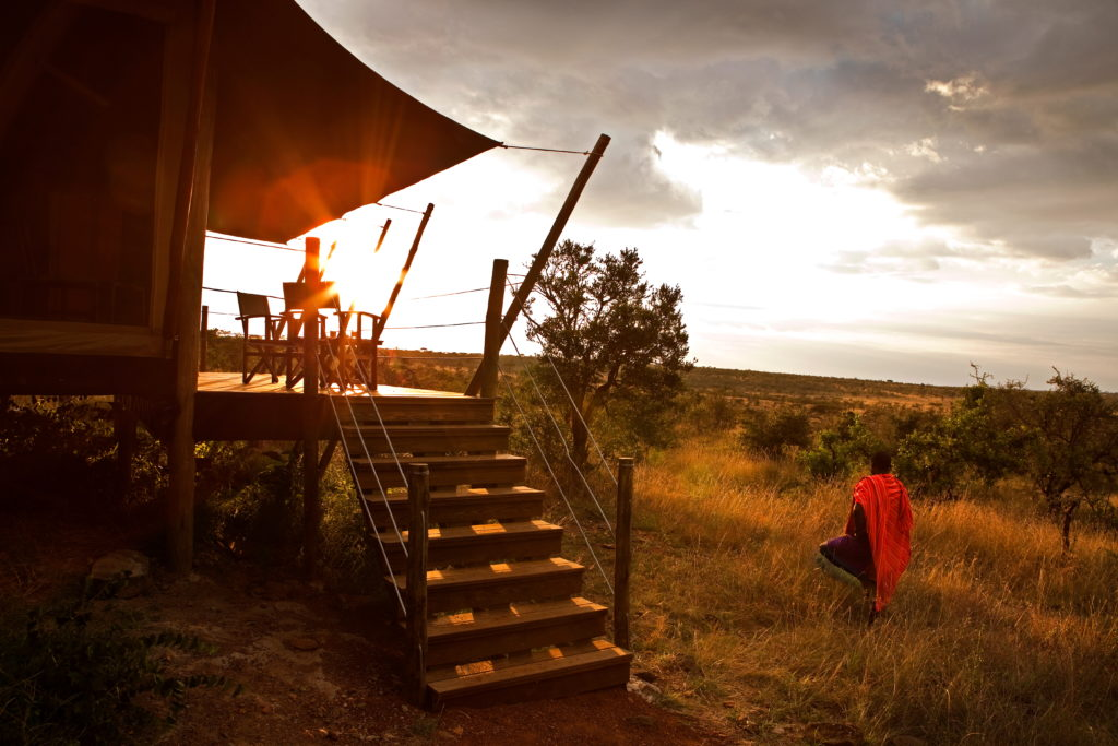 Responsible Travel, Masai Mara, Photo Credit Basecamp Explorer