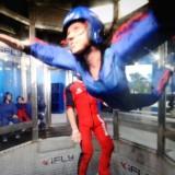 Flying High in Florida… Indoor Skydiving!