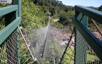 Swing Bridges and Sandy Bays…
