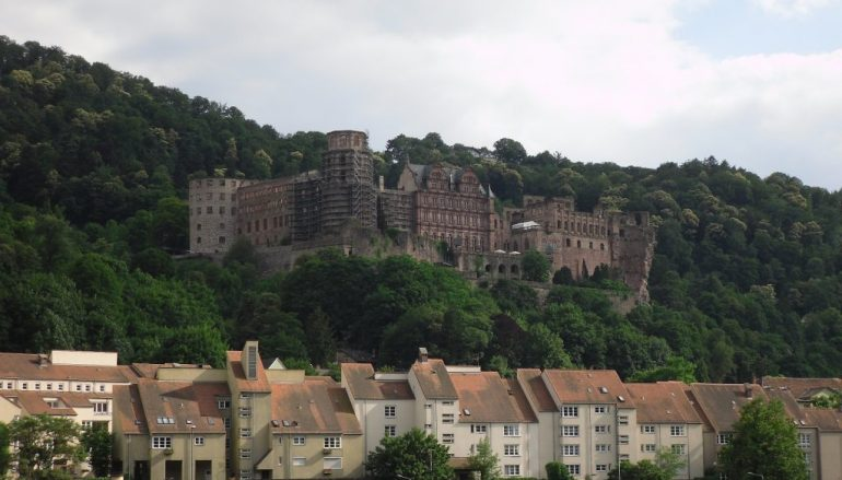 To Heidelburg, Germany and beyond!..