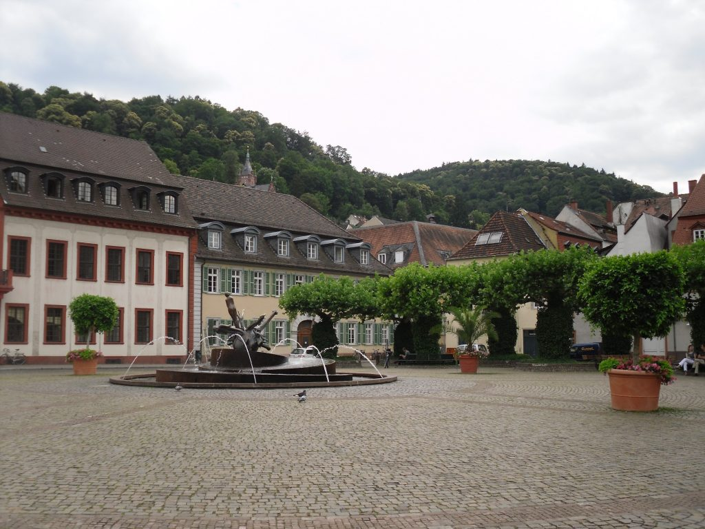 square-in-heidelburg