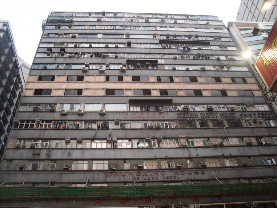 Chung King House, Kowloon, Hong Kong