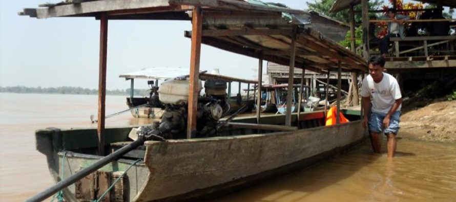 From Cambodia to Laos – off the beaten track