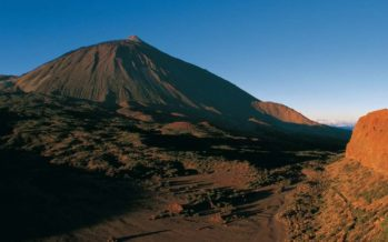 Tenerife: the place of eternal spring…