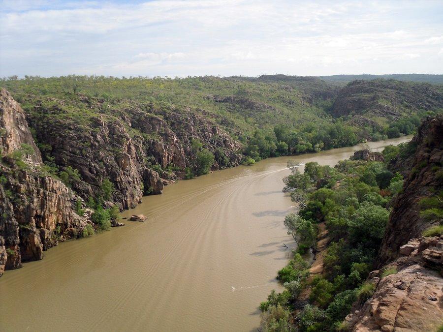 Katherine Gorge, Australia, Outback