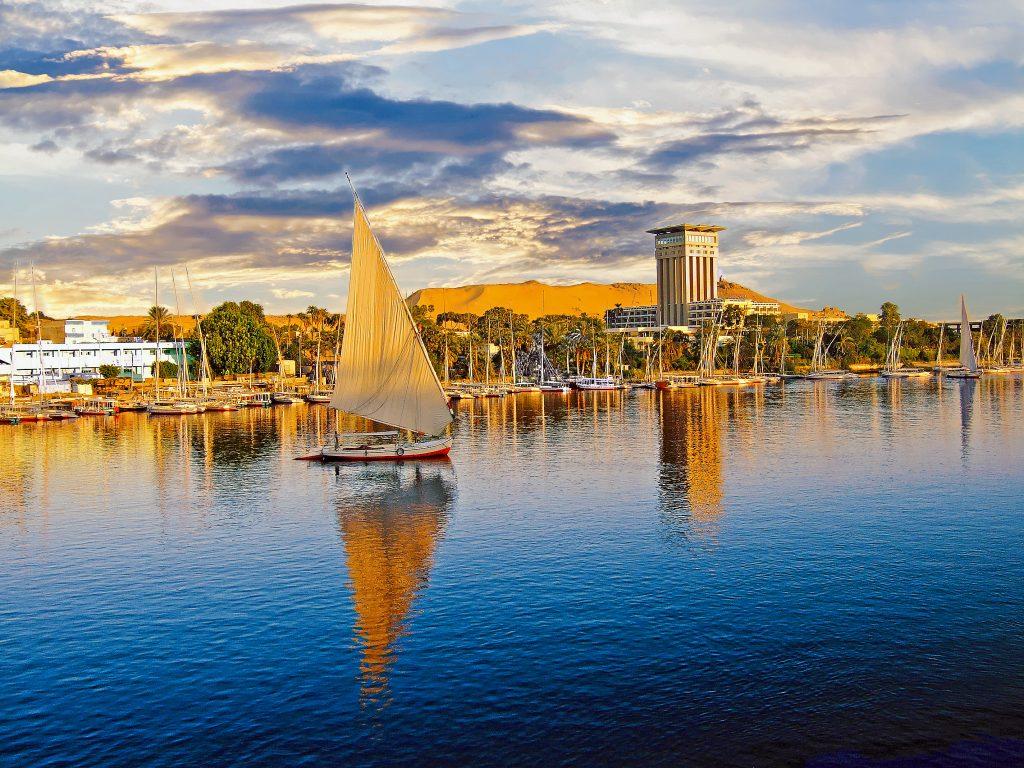 Nile Adventure - sailing in egypt