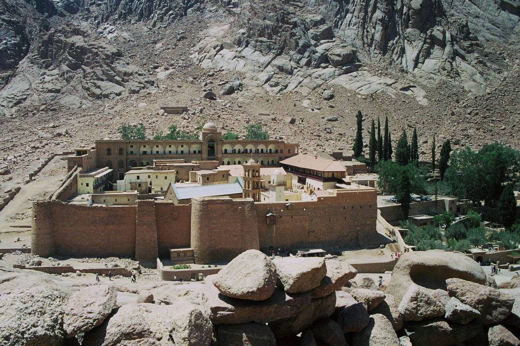 st catherines monastery egypt adventure