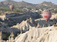 Photo Flashbacks….. Up up and away in Cappadocia