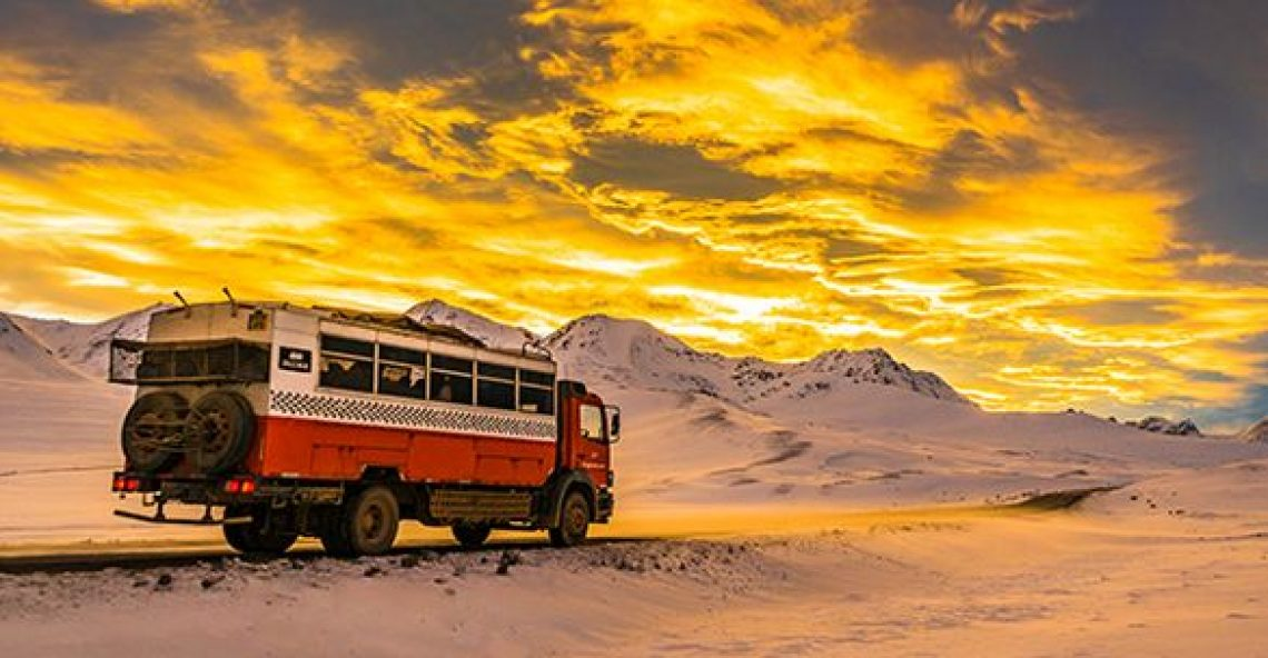 Dragoman Overland Launches Global Sale