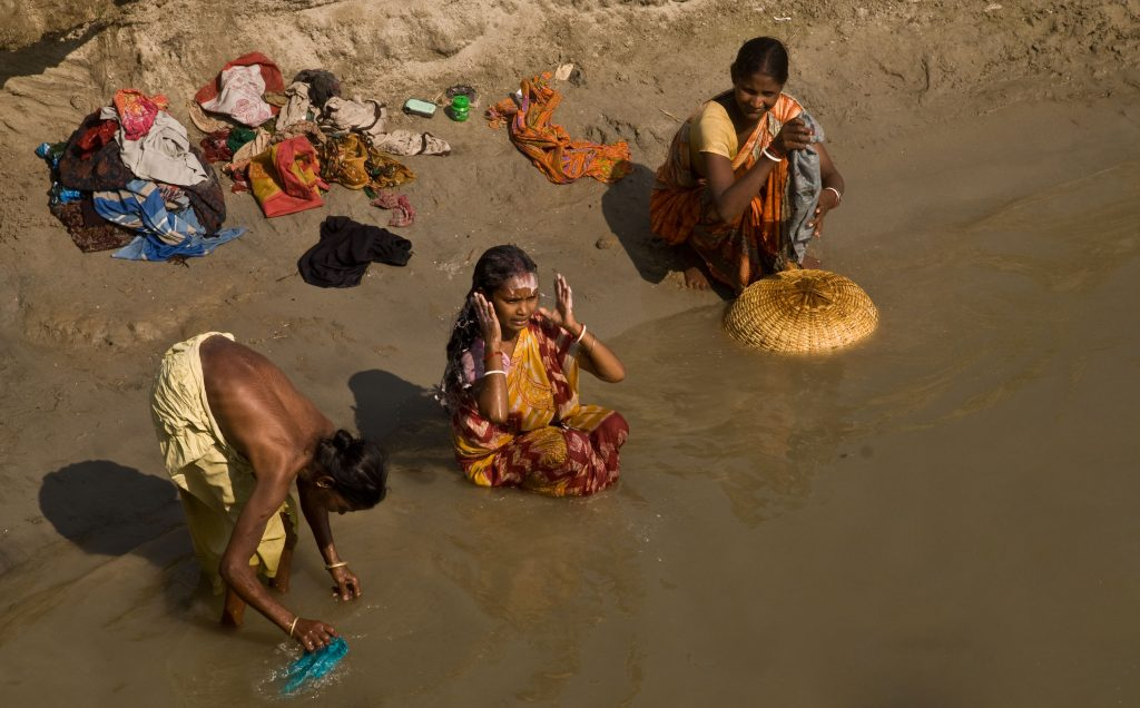 The sacred ganges, Jane McDonald, India
