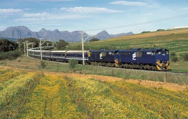 All change for the Blue Train…