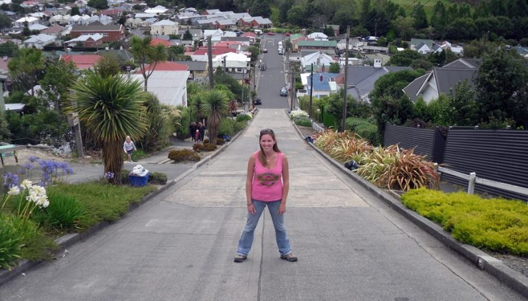 Penguins, Boulders and the Steepest Street in the World..!
