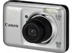 Win! A Canon PowerShot A800 10MP Digital Camera…