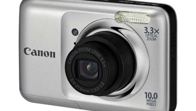 Win! A Canon PowerShot A800 10MP Digital Camera…