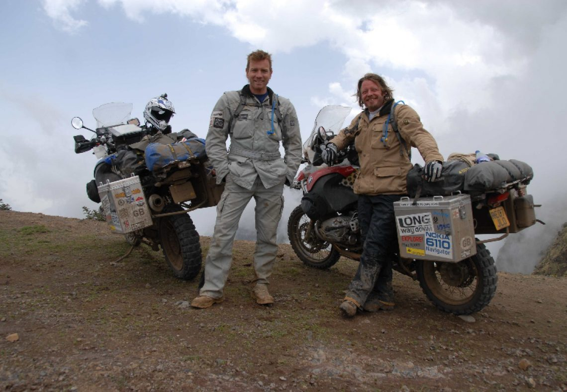 Talking Road Trips with Charley Boorman…