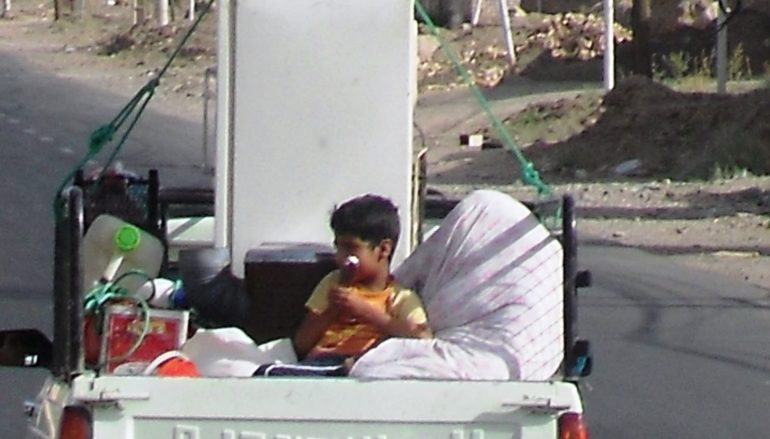 Photo Flashbacks…Health & Safety in Iran!