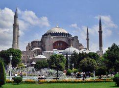 Photo Flashbacks: Hagia Sofia Mosque in Istanbul