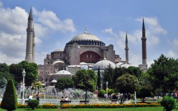 Photo Flashbacks: Hagia Sofia Mosque in Istanbul