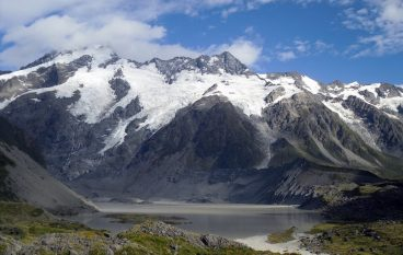 Majestic Mount Cook National Park