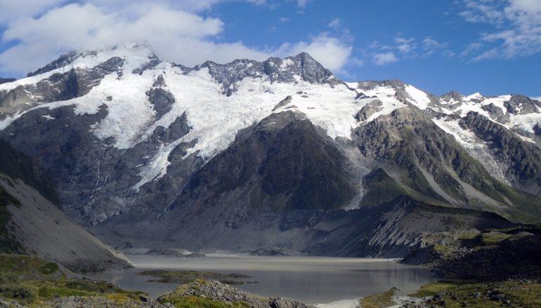 Majestic Mount Cook National Park