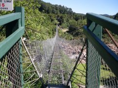 Swing Bridges and Sandy Bays…