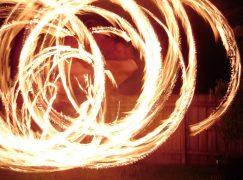 """I'm a Fire-Starter, a Twirling Fire-Starter""..!"