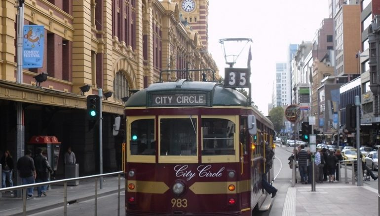Melbourne: A day in the life of a Tourist…