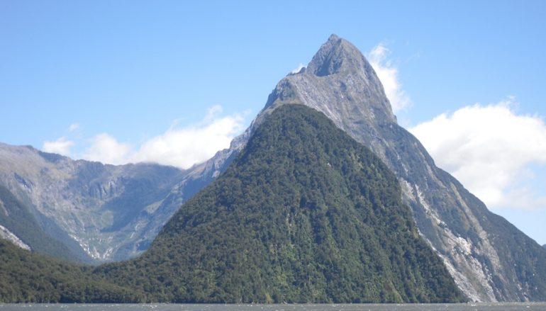 Mystical Milford Sound…
