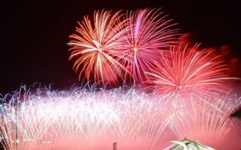 Fantastic Fireworks From Around the Globe…