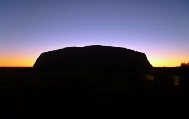 Tales of the Outback…Uluru