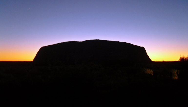 Tales of the Outback…Uluru