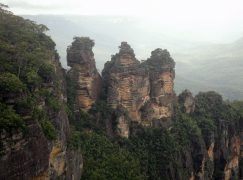 Tales of the Outback…The Blue Mountains